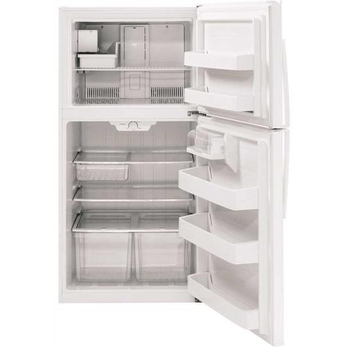 21.2 cu. ft. Top-Freezer Refrigerator - White