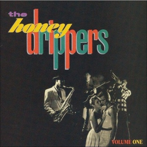 Robert plant - Honeydrippers (CD)