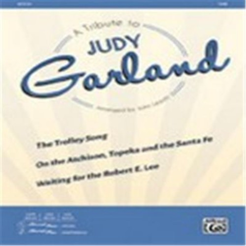 Alfred A Tribute to Judy Garland - SAB (LFR3026)