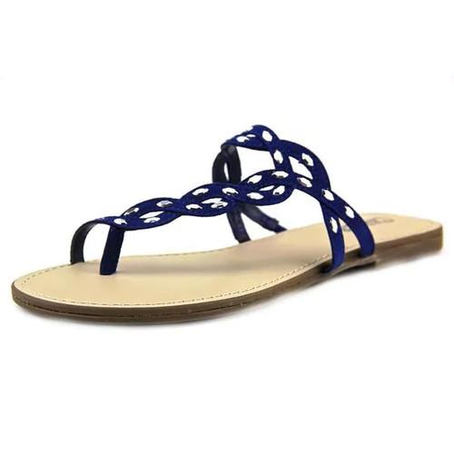 Carlos Santana Women's 'Selena' Blue Synthetic Sandals