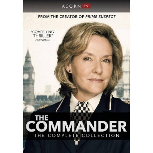 Commander:Complete Series (DVD)