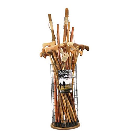 Brazos Walking Sticks Medical Package Wood Canes And Walking Sticks, Set Of 23