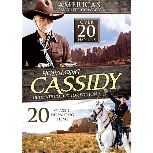 Hopalong Cassidy V.2: William Boyd, Topper the Horse, Twenty Features: Movies & TV