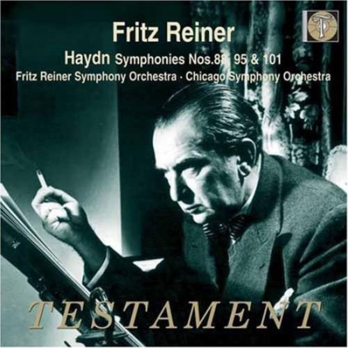 Haydn: Symphonies Nos. 88, 95 & 101 [CD]