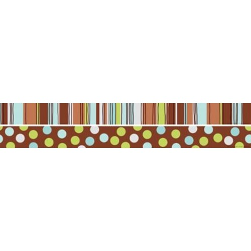 Barker Creek Ribbon by the Yard Double Sided Trim, 35