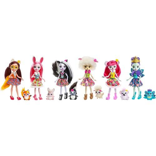 Mattel - Enchantimals 6