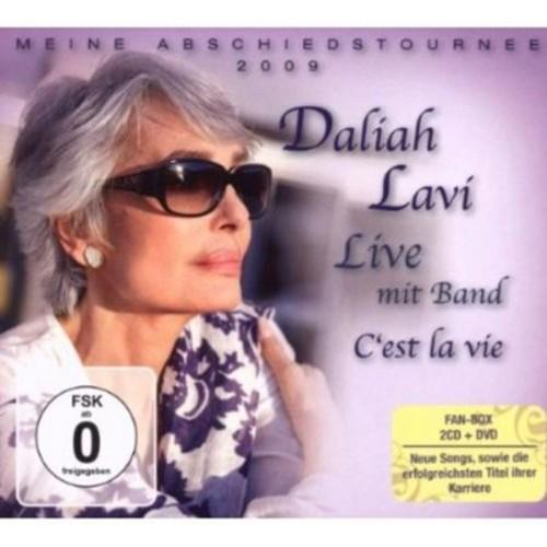 C'est La Vie: Live [CD/DVD] [CD]