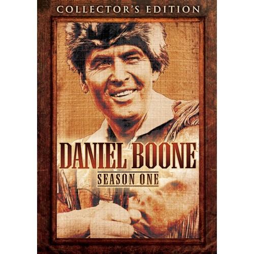 Daniel Boone: Season One [6 Discs] [DVD]