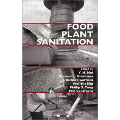 Food Plant Sanitation / Edition 1