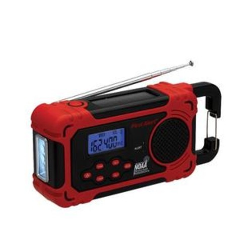 Spectra Merchandising Fa-fa1160 Am/fm Weather Band 4-way Power Radio