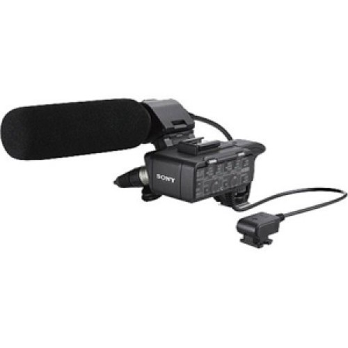 Sony XLR Adapter and Microphone Kit - XLRK1M