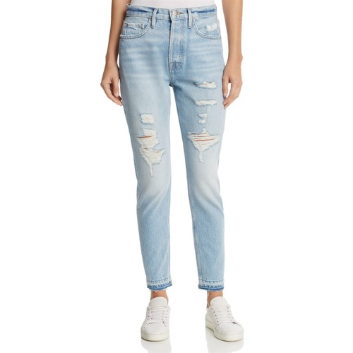 FRAME Rigid Re-Release Le Original Skinny Jeans In Marquis