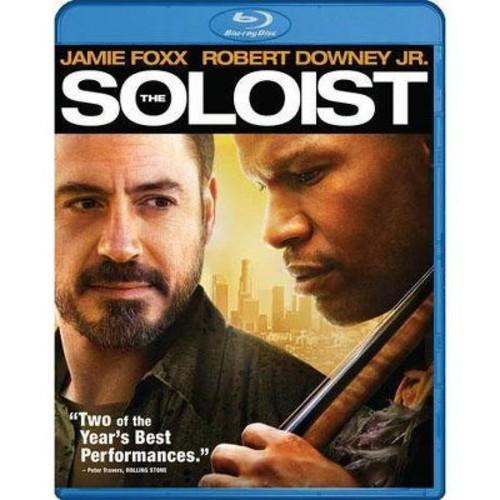 The Soloist [Blu-ray] [2008]