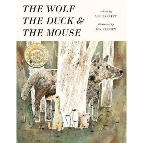 Wolf, the Duck, and the Mouse (School And Library) (Mac Barnett)