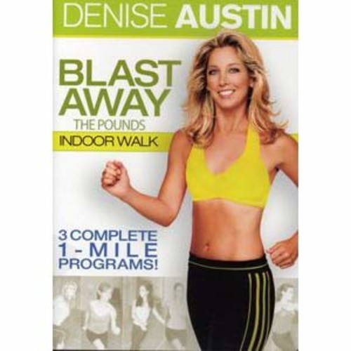 Denise Austin: Blast Away the Pounds - Indoor Walk DDS2.0