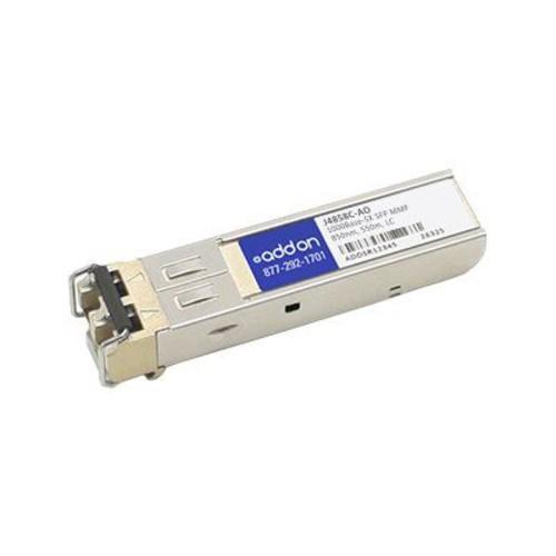 AddOn J4858C-AO HP Compatible 1 Port 1000Base-SX SFP Transceiver Module For Catalyst Express 500
