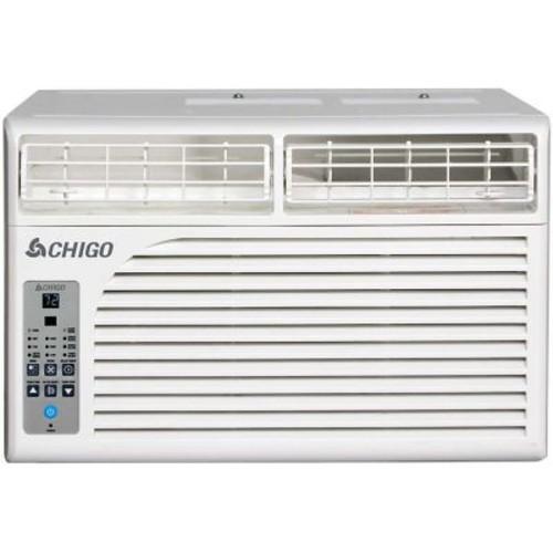 Chigo Energy Star 6,400 BTU Window Air Conditioner with MyTemp Remote Control