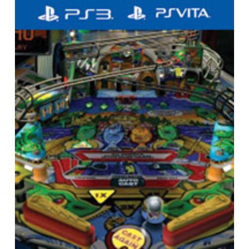 Sony Computer Entertainment America Pinball Arcade Fish Tales Pro Pack [Digital]