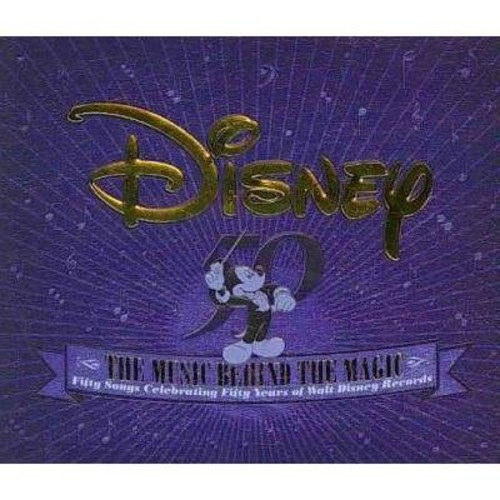 Various - Disney:Music behind the magic (CD)