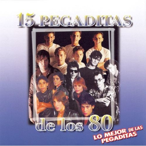 15 Pegaditas de Los 80 [CD]