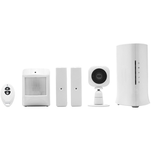 Home8 - Security Wireless Ultra-Secure Starter Kit - White