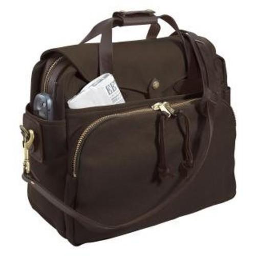 Filson Padded Laptop Bag/Briefcase - BROWN