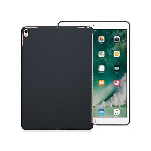 KHOMO iPad-Pro-10.5-Companion-Charcoal-Gray iPad Pro 10.5 Inch Charcoal Gray Color Case - Companion Cover - Perfect match for Apple Smart keyboard and Cover