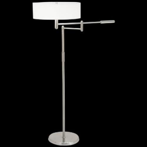 SONNEMAN Lighting Perno Floor Lamp [Finish : Satin Nickel]
