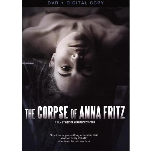 The Corpse of Anna Fritz [DVD] [2015]