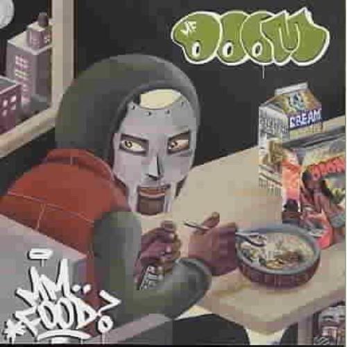 Mf doom - Mm food (CD)