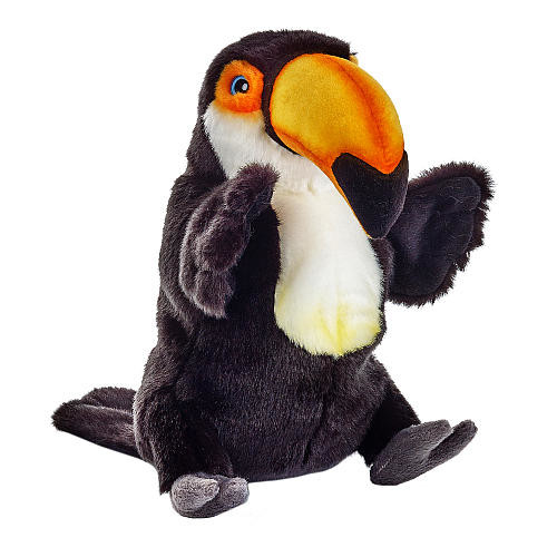 National Geographic Lelly Plush Hand Puppet - Toucan