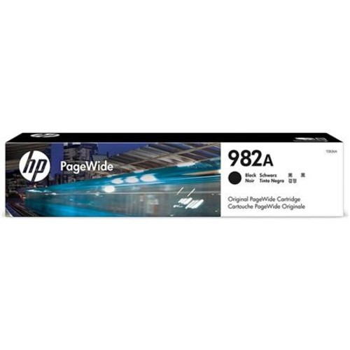 HP 982A Black Original PageWide Cartridge for 765DN, MFP 780DN and 785Z Printers