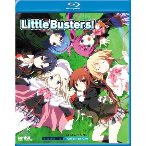 Little Busters! Complete Collection [2 Discs] [Blu-ray]