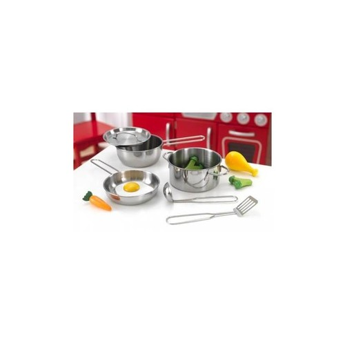 KidKraft Deluxe Cookware Set