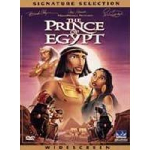 Prince of Egypt (DVD) [Prince of Egypt DVD]