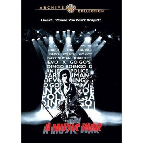 Urgh! A Music War [DVD] [1981]
