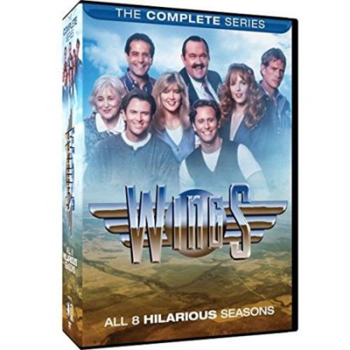 Wings: The Complete Series [16 Discs]