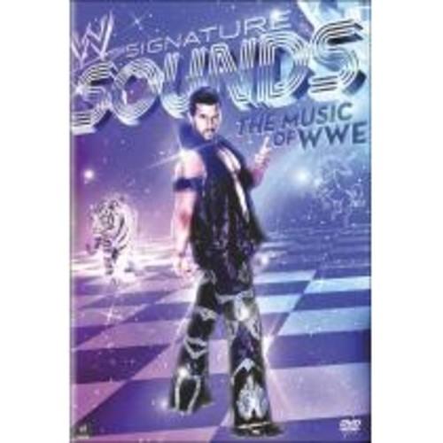 WWE: The Music of WWE [DVD] [2014]