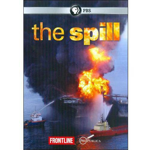 The Frontline: The Spill [DVD] [English] [2010]