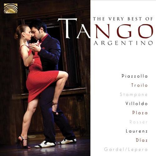 The Very Tango Argentino [CD]