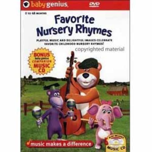 Baby Genius: Favorite Nursery Rhymes [DVD]