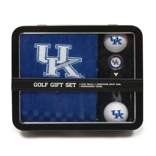 Team Golf University of Kentucky Golf Gift Set