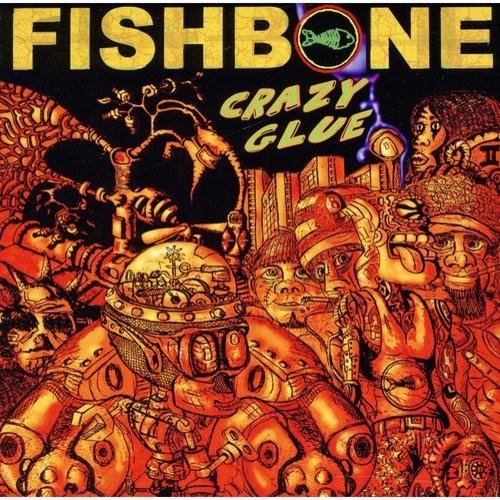 Crazy Glue [CD]
