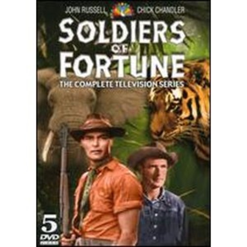 Soldiers of Fortune: The Complete Television Series [5 Discs]