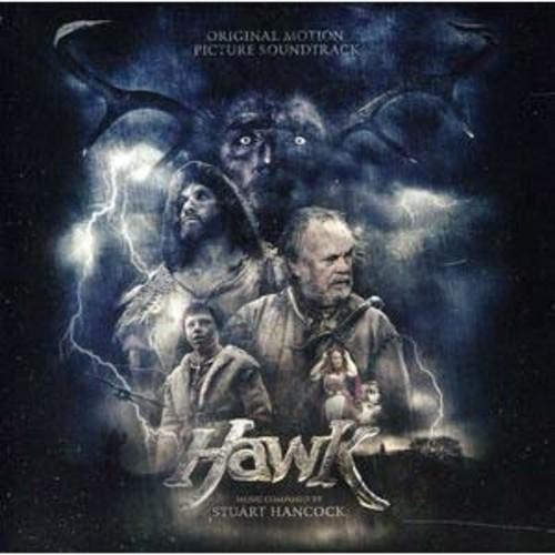 Hawk By Stuart Hancock (Audio CD)