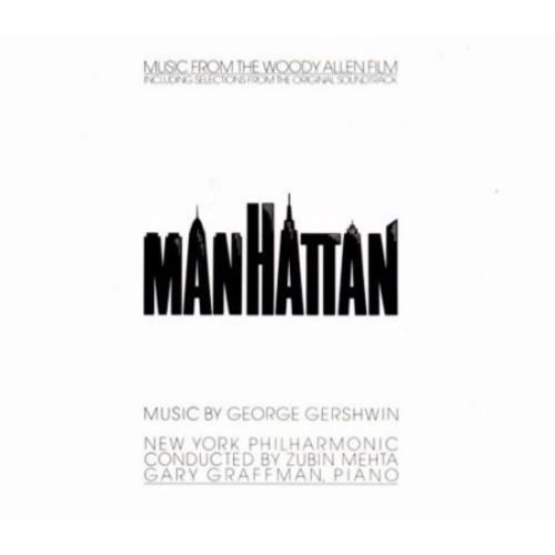 Manhattan: Music from the Woody Allen Film [CD]