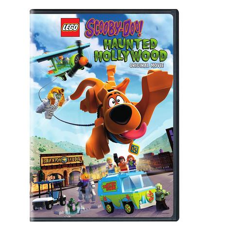 LEGO Scooby-Doo! Haunted Hollywood: Original Movie DVD