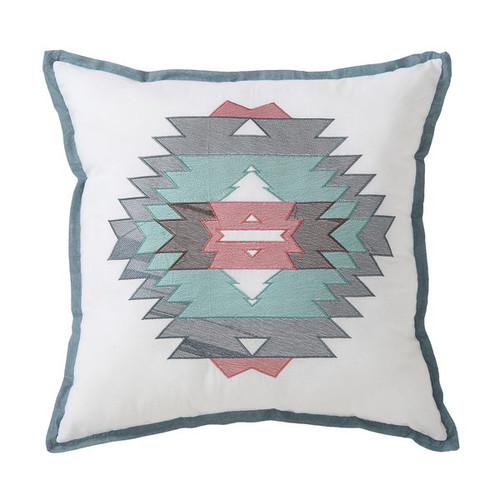 VCNY Home Dover Square Decorative Pillow