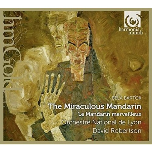 Lyon orchestra - Bartok:Miraculous mandarin (CD)
