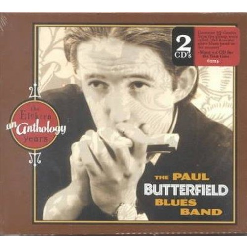 Paul Butterfield - Anthology:The Elektra Years